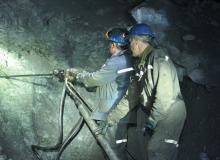 Underground at Rudnik